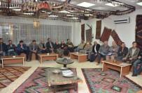 Başkan Bakıcı, Kuveyt Camii Derneği İle Bir Araya Geldi