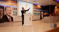 NEVZAT CEYLAN - Başkan Çetin 'Pursaklar'ın Bugüne Gelmesinde Hanımların Emeği Çoktur'