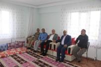 Başkan Dülgeroğlu Yaralı Korucuları Ziyaret Etti