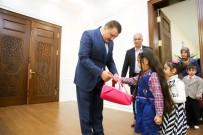 Başkan Gürkan, Öğrenciler İle Bir Araya Geldi