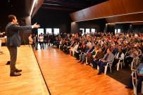 TAŞERON YASASI - Başkan İmamoğlu Açıklaması '1 Mayıs'ı Hep Birlikte Kutlayacağız'