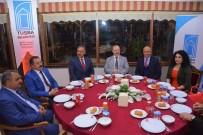 Başkan Özgökçe, Tuşba'daki Polislerle Bir Araya Geldi