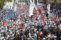 NİŞASTA BAZLI ŞEKER - Başkent'te Şeker Fabrikası Eylemi