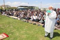 Battalgazi'de Yapılan Yağmur Duasına Yoğun Katılım