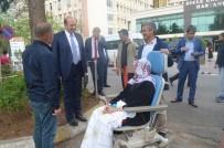 Budak'tan Hastalara Geçmiş Olsun Ziyareti
