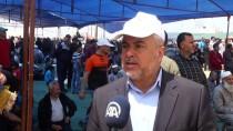 İSRAIL BAYRAĞı - 'Büyük Dönüş Yürüyüşü Hedeflerine Ulaşana Dek Sürecek'