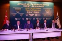 HIZMET İŞ SENDIKASı - Büyükşehir'de İşçiyi Sevindiren Sözleşme