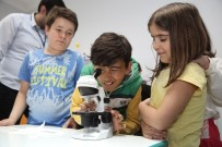MAVI AY - Çalı'da Çocuklar Bilimle Buluşuyor