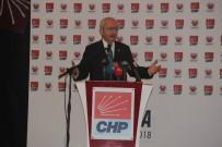 DİKTATÖRLÜK - CHP Genel Başkanı Kemal Kılıçdaroğlu Açıklaması
