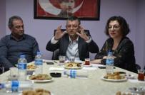 ÖZGÜR ÖZEL - CHP'li Özel Dövizdeki Yükselişi OHAL'e Bağladı
