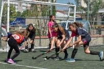 ERMENEK - Çim Hokeyi Şampiyonası Muratpaşa'da Yapıldı