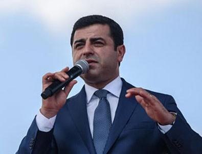 Mahkeme Demirtaş'ın tutukluluğu için karar verdi
