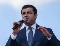 İFADE ÖZGÜRLÜĞÜ - Mahkeme Demirtaş'ın tutukluluğu için karar verdi
