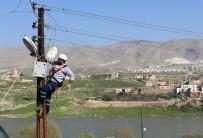 Dicle Elektrik Hasankeyf'te İşbaşında