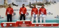 Diyarbakırlı Karateci Balkan Şampiyonasında 3'Ncü Oldu