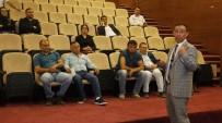 YıLMAZ ÖZTÜRK - Döşemealtı Belediye Personeline 'Taşınır Mal Mevzuatı' Eğitimi