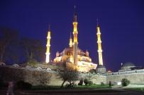 SELIMIYE - Edirne'de Miraç Kandili Coşkusu