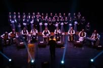 AYDıN KÜLTÜR MERKEZI - Efeler Belediyesi Türk Sanat Müziği Korosu Şarkıları Efeler Halkı İçin Söyledi