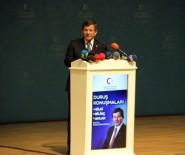 MILLI GÜVENLIK KURULU - Eski Başbakan Davutoğlu Açıklaması 'Bunların Hepsi Aynı Kirli Zihniyetin Yansımalarıdır'