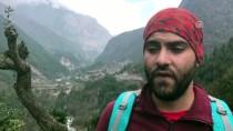 EVEREST DAĞı - Filistinli Sığınmacı, Okulu Kapanmasın Diye 'Tek Ayağıyla' Everest'e Tırmanıyor