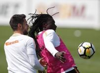FLORYA - Galatasaray Başakşehir Maçının Hazırlıklarını Sürdürdü
