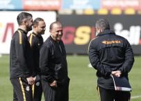 FLORYA - Galatasaray, Medipol Başakşehir Maçının Hazırlıklarını Sürdürdü
