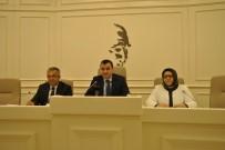Gaziantep'te 2017 Yılı Faaliyet Raporu Kabul Edildi