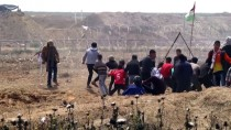 GÖZ YAŞARTICI GAZ - GÜNCELLEME - Gazze'de 'Büyük Dönüş Yürüyüşü'nde Üçüncü Cuma