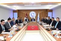GÜNEYDOĞU ANADOLU PROJESI - Güneydoğu Anadolu Bölgesi Üniversiteleri Birliği Kuruldu