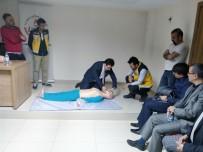 Hakkari'de 'İlkyardım Eğitimi' Kursu