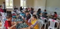 HASANLAR - Hisarcık'ta Satranç Turnuvası