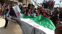 TAHRIR - İdlib'te Esad Karşıtı Gösteri
