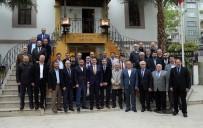 FAZLA MESAİ - İlkadım'da Nisan Ayı Müdürler Toplantısı