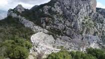 HELENISTIK - İskender'in Alamadığı Termessos Ziyaretçilerini Büyülüyor