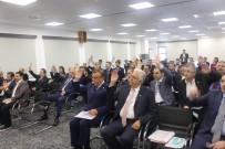 BÜROKRASI - İstanbul Su Ürünleri Ve Hayvansal Mamuller İhracatçıları Birliği'ne Taze Kan