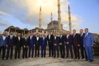NEVŞEHİR BELEDİYESİ - Kalkınma Bakanı Elvan, Nevşehir Külliyesini Ziyaret Etti
