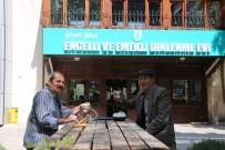 ERTUĞRUL ÇALIŞKAN - Karaman'da Engelli Ve Emekli Dinlenme Evine Yoğun İlgi