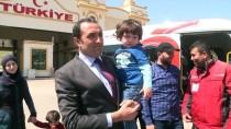 CİLVEGÖZÜ SINIR KAPISI - Kasım Bebeğin Yakınları Türkiye'de Buluşuyor