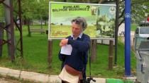 GÖLLER - 'Leyleklerin Anne Ve Babası' Göç Yolunda Takipte