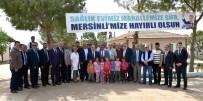 ERSOY ARSLAN - Mersinli Mahallesi Sağlık Evi'ne Kavuştu