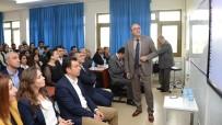 MEÜ'de, 'Türkiye'de Tehlikeli Madde Uygulamaları Ve Kombine Taşımacılık Eğitimi' Verildi