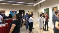 MEÜ Öğrencilerinden 'Duvar Resmi Atölyesi' İsimli Karma Sergi