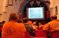 Milas Belediye Personeline Deprem Semineri