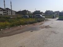 FARABI - Motosiklet İle Halk Otobüsünün Çarpıştığı Kazada İki Kuzen Hayatını Kaybetti