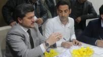 ÖZALP BELEDİYESİ - Özalp Belediyesi Geleneksel Futbol Turnuvası Kura Çekimi