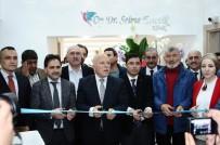 ERZURUMSPOR KULÜBÜ - Protokol Estetik Klinik Açılışında Bir Araya Geldi