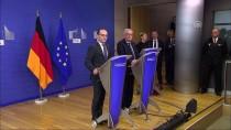 ALMANYA DIŞİŞLERİ BAKANI - 'Rusya Üzerinde Siyasi Baskıyı Artırmalıyız'