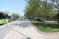Sakarya'da Şüpheli Çanta Polisi Alarma Geçirdi