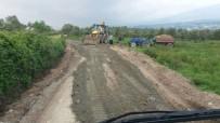 ATAKÖY - Samandağ Belediyesi Fen İşleri Ekipleri Hız Kesmeden Çalışıyor