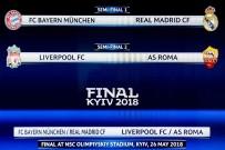 MİLLİ FUTBOLCU - Şampiyonlar Ligi'nde Dev Eşleşme Açıklaması Bayern Münih - Real Madrid